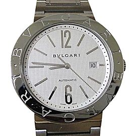 Bulgari BB42WSSD 42mm Mens Watch