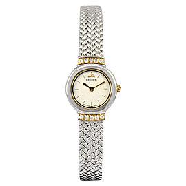 Seiko Credor 1E70-5130 17mm Womens Watch