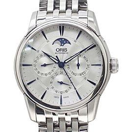 Oris Artelier 01 781 7703 4031 40mm Mens Watch