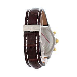 Breitling Windrider Crosswind B13355 Mens 44 Watch