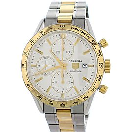 Tag Heuer Carrera Chronograph CV2050 41mm Mens Watch