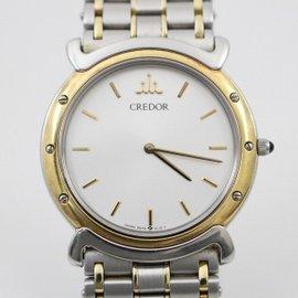 Seiko Credor 5A74-0050 30mm Mens Watch