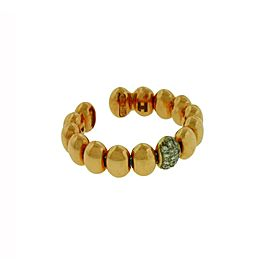 Chimento 18K Rose Gold Diamond Ring Size 7
