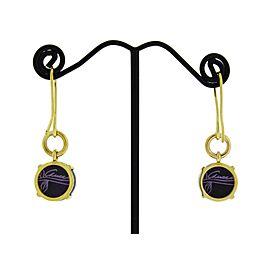 Gucci 18K Yellow Gold Earrings