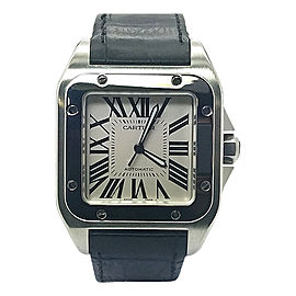 Cartier Santos 2656 38mm Mens Watch