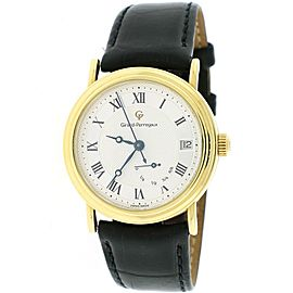 Girard Perregaux Gold Power Reserve 34MM Roman Dial Automatic 4795 Box&Papers