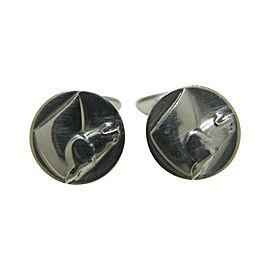 Georg Jensen 925 Sterling Silver Cufflinks