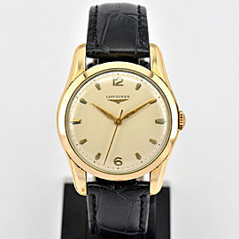 Longines Vintage Cal.12.68ZS 35mm Mens Watch