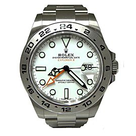 Rolex Explorer II 216750 42mm Mens Watch