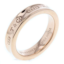 Tiffany & Co. 1837 Ruedo Ring Size 4.25