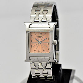 Hermes H Watch HH1.210 21mm Womens Watch