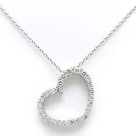 Ponte Vecchio 18K White Gold Diamond Necklace