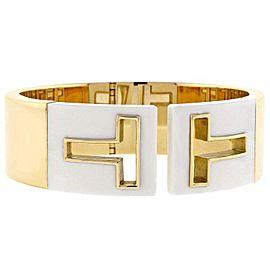 Tiffany & Co. 18K Yellow Gold Bangle Bracelet
