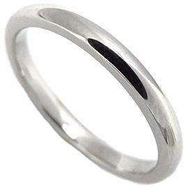 Van Cleef & Arpels PT950 Platinum Ring Size 4.5