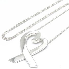 Tiffany & Co. Paloma Picasso 925 Sterling Silver Necklace