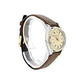 Rolex Date 6917 26mm Womens Watch