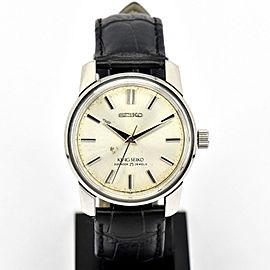 Vintage Seiko King Seiko 44-9990 36.5mm Mens Watch