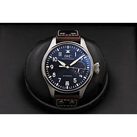 IWC Big Pilot Le Petit Prince Iw5009 44mm Mens Watch