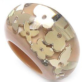 Louis Vuitton Bague Encre Jaune Ring Size 5.5