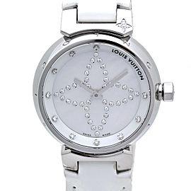 Louis Vuitton Tambour Forever Q12M6 Womens Watch