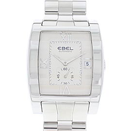 Ebel Tarawa 9127J40 36mm Mens Watch