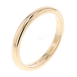Bvlgari 18K Yellow Gold Wedding Ring