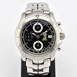 Tag Heuer Ayrton Senna CT5114 42mm Mens Watch