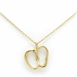 Ponte Vecchio 18K RG Sapphire, Diamond Pendant Necklace