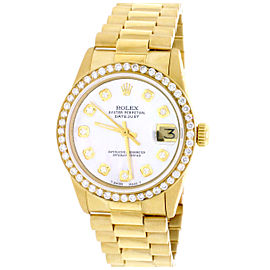 Rolex President Datejust ES24873089R 31mm Womens Watch