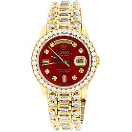 Rolex President Day-Date 18038 36mm Mens Watch