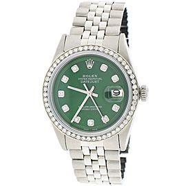 Rolex Datejust ES22096036 Vintage 36mm Unisex Watch