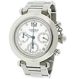 Cartier Pasha C W31039M7 36mm Unisex Watch