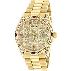 Rolex President Day Date 18038 36mm Unisex Watch
