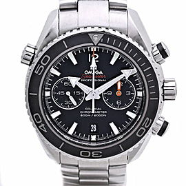 Omega Seamaster Planet Ocean Chronograph 232.30.46.51.01.001 46mm Mens Watch