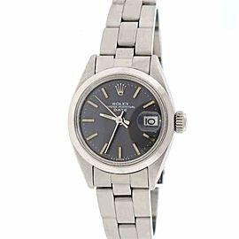 Rolex Date 26mm Womens Watch