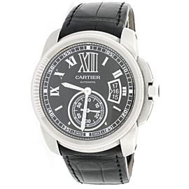 Cartier Calibre de Cartier W7100041 42mm Mens Watch