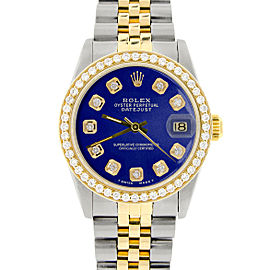 Rolex Datejust ESW20901055BLU 31mm Womens Watch