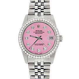 Rolex Datejust 31mm ESW20891049PK Womens Watch