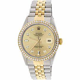 Rolex Datejust ESW20562050 36mm Mens Watch
