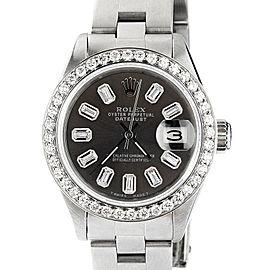 Rolex Datejust ES58919036 26mm Womens Watch