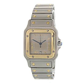Cartier Santos Galbee 1566 29mm Mens Watch