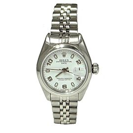 Rolex Date 69160 25mm Womens Watch