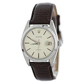 Rolex OysterDate 6694 Vintage 34mm Mens Watch