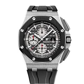 Audemars Piguet Royal Oak Off Shore 26400IO.OO.A004CA.01 44mm Mens Watch