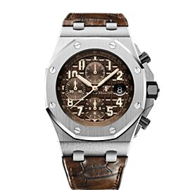 Audemars Piguet Royal Oak Offshore 26470ST.OO.A820CR.01 42mm Mens Watch