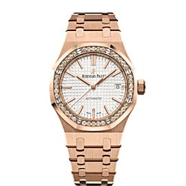 Audemars Piguet Royal Oak 15451OR.ZZ.1256OR.01 37mm Womens Watch