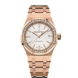 Audemars Piguet Royal Oak 15451OR.ZZ.1256OR.01 37mm Womens Watch