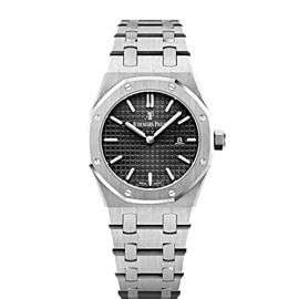 Audemars Piguet Royal Oak 67650ST.OO.1261ST.01 33mm Womens Watch