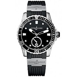 Ulysse Nardin Diver 3203-190-3/12 40mm Womens Watch
