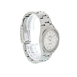 Rolex Oyster Perpetual Datejust 6264 36mm Mens Watch